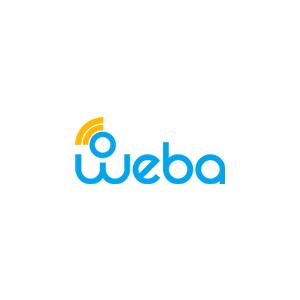 logo WEBA